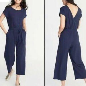 🆕‼️ Navy blue Jumpsuit.